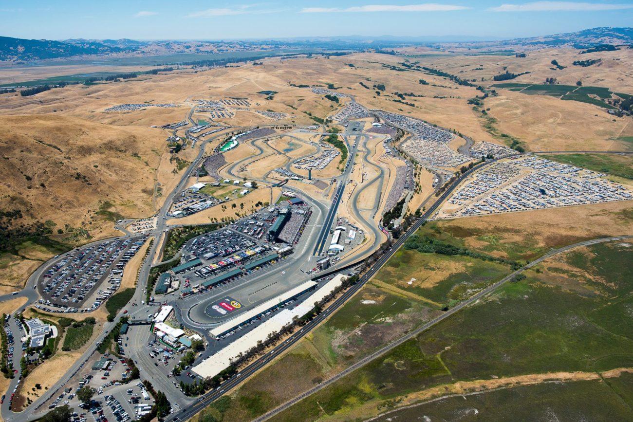Sonoma Raceway Upgrades 2017 NASCAR Event