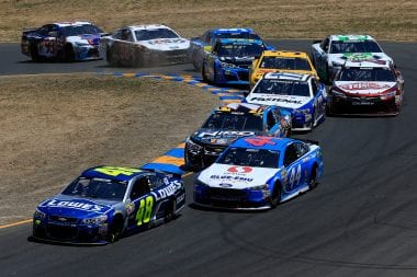 Sonoma upgrades ahead of June 23-25 weekend for 2017 Toyota/Save Mart 350