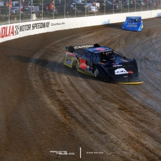 Steve Francis Magnolia Motor Speedway Photo 1433