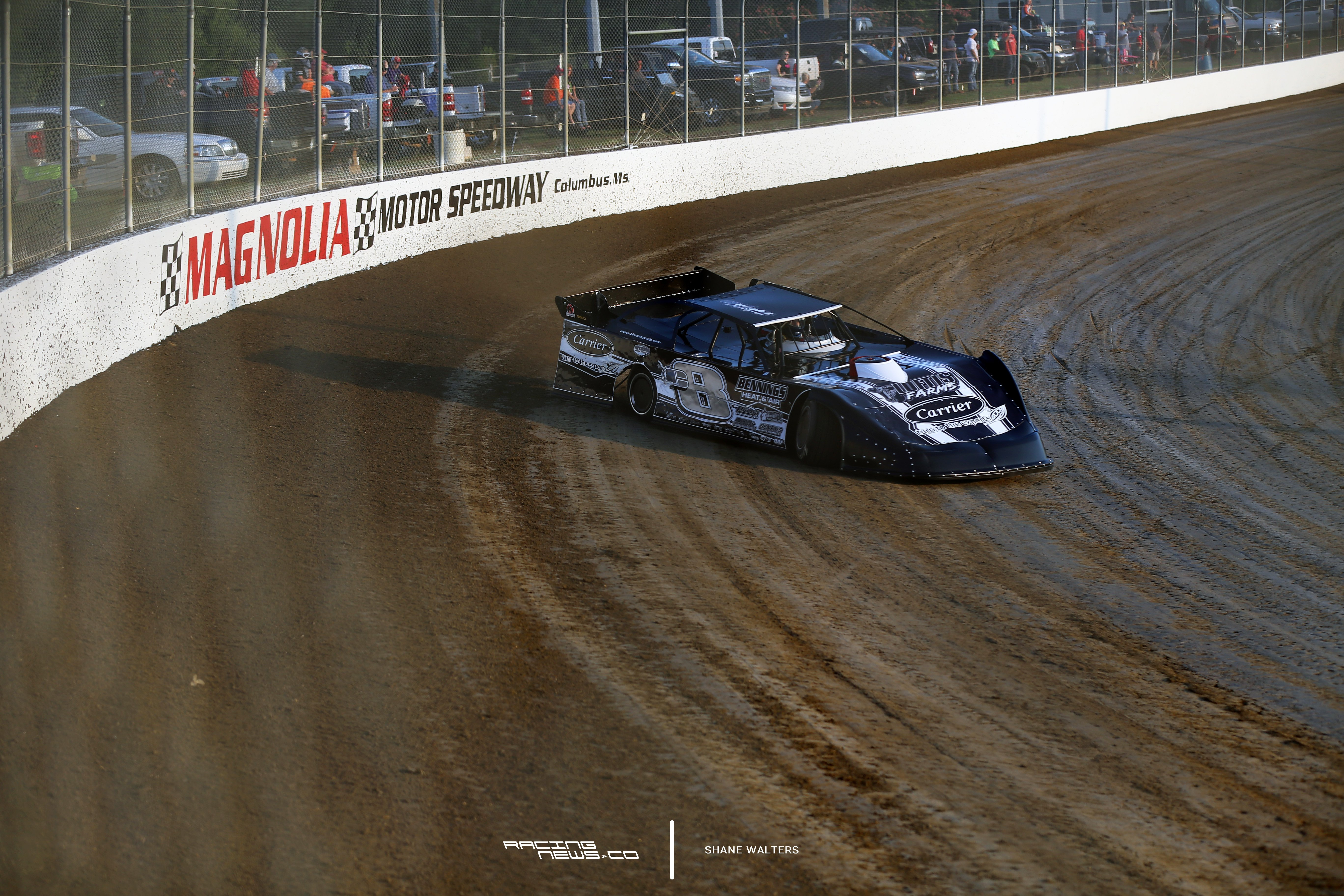 Timothy Culp C8 Dirt Late Model 1429