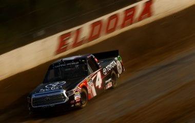 2017 Eldora Speedway Practice Times - NASCAR Truck Series