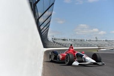 2018 Dallara Indycar