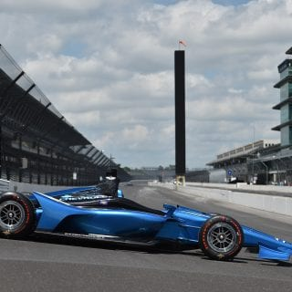 2018 Indycar Chassis