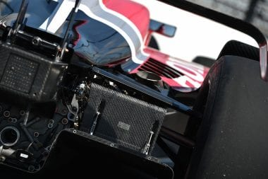 2018 Indycar Closeup