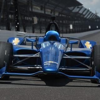 2018 Indycar Nose