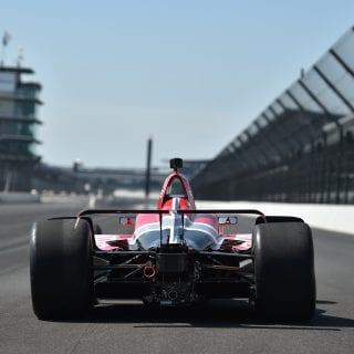 2018 Indycar Photos - Rear