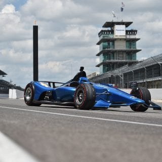 2018 Next Indycar Chassis Photos