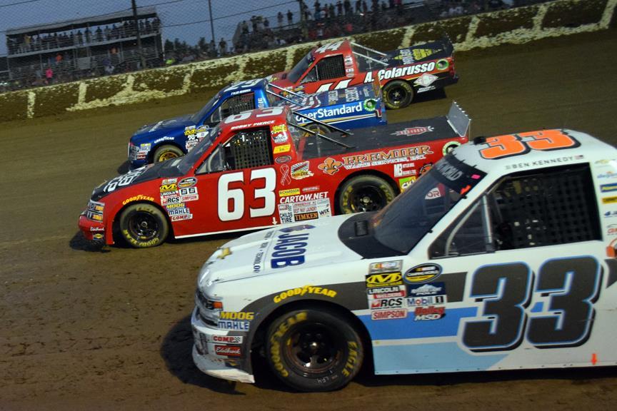 Bobby Pierce NASCAR Return Set