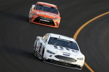 "Brad Keselowski ""I'm frustrated with the sport, that we can't design a better car than this."""