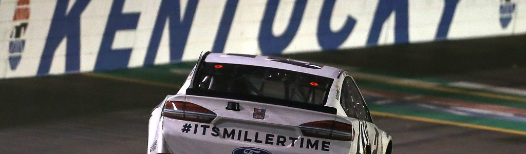 Brad Keselowski wants a new NASCAR racecar design