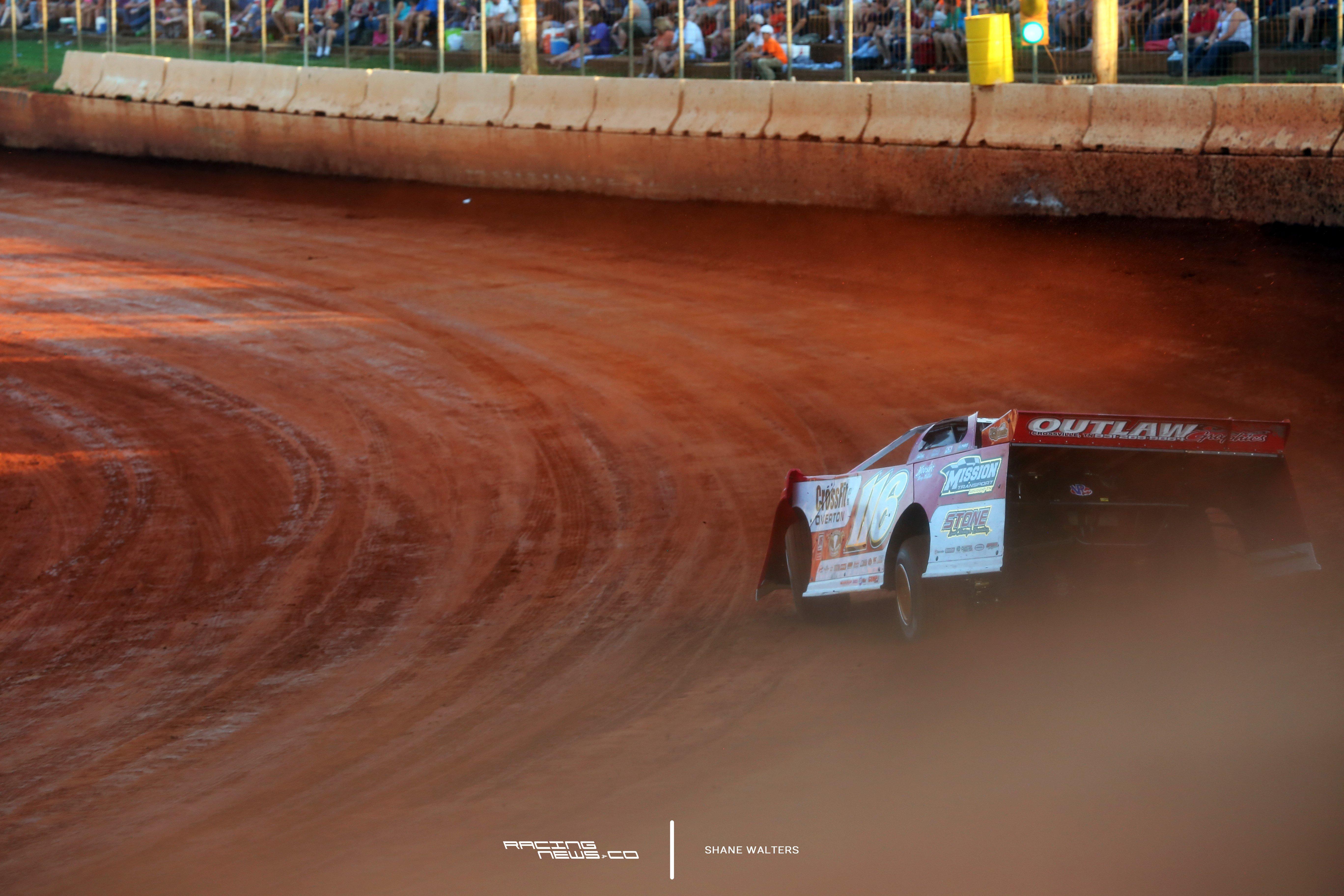 Brandon Overton Cherokee Speedway Photos 6567