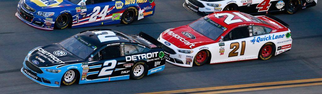 Brent Dewar Promoted to NASCAR President