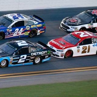 Brent Dewar President of NASCAR
