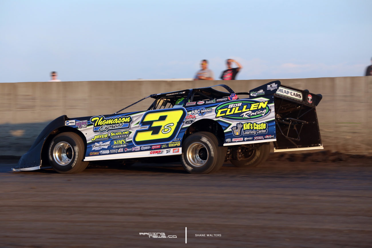 Brian Shirley Tri City Speedway Results 8019
