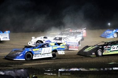 Brown County Speedway Crash 9678