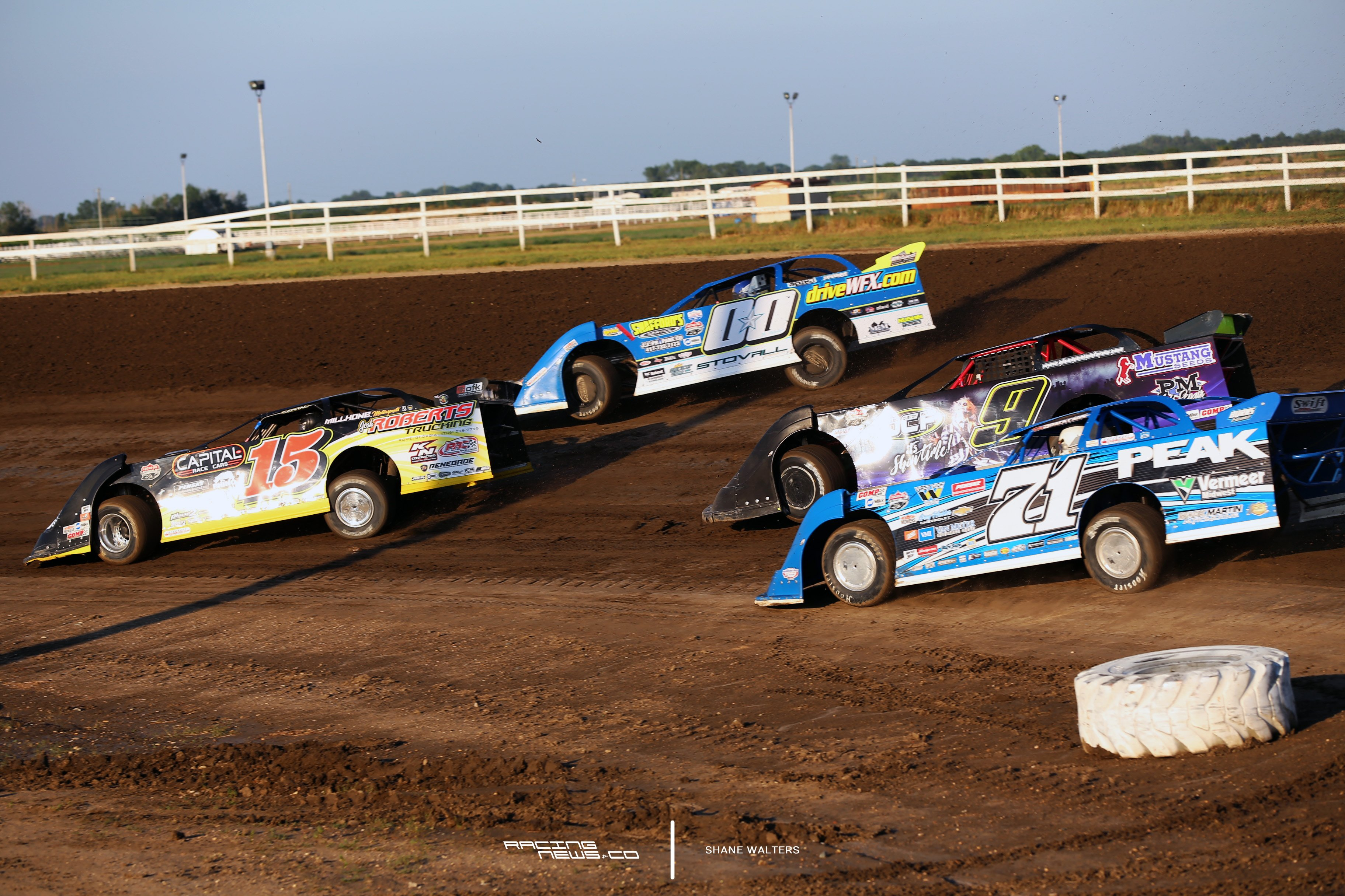 Brown County Speedway results from Lucas Oil Late Model Dirt Series 9441
