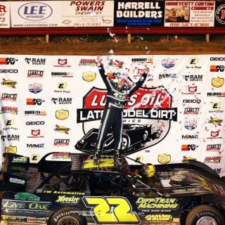 Chris Ferguson wins at Fayetteville Motor Speedway 6412