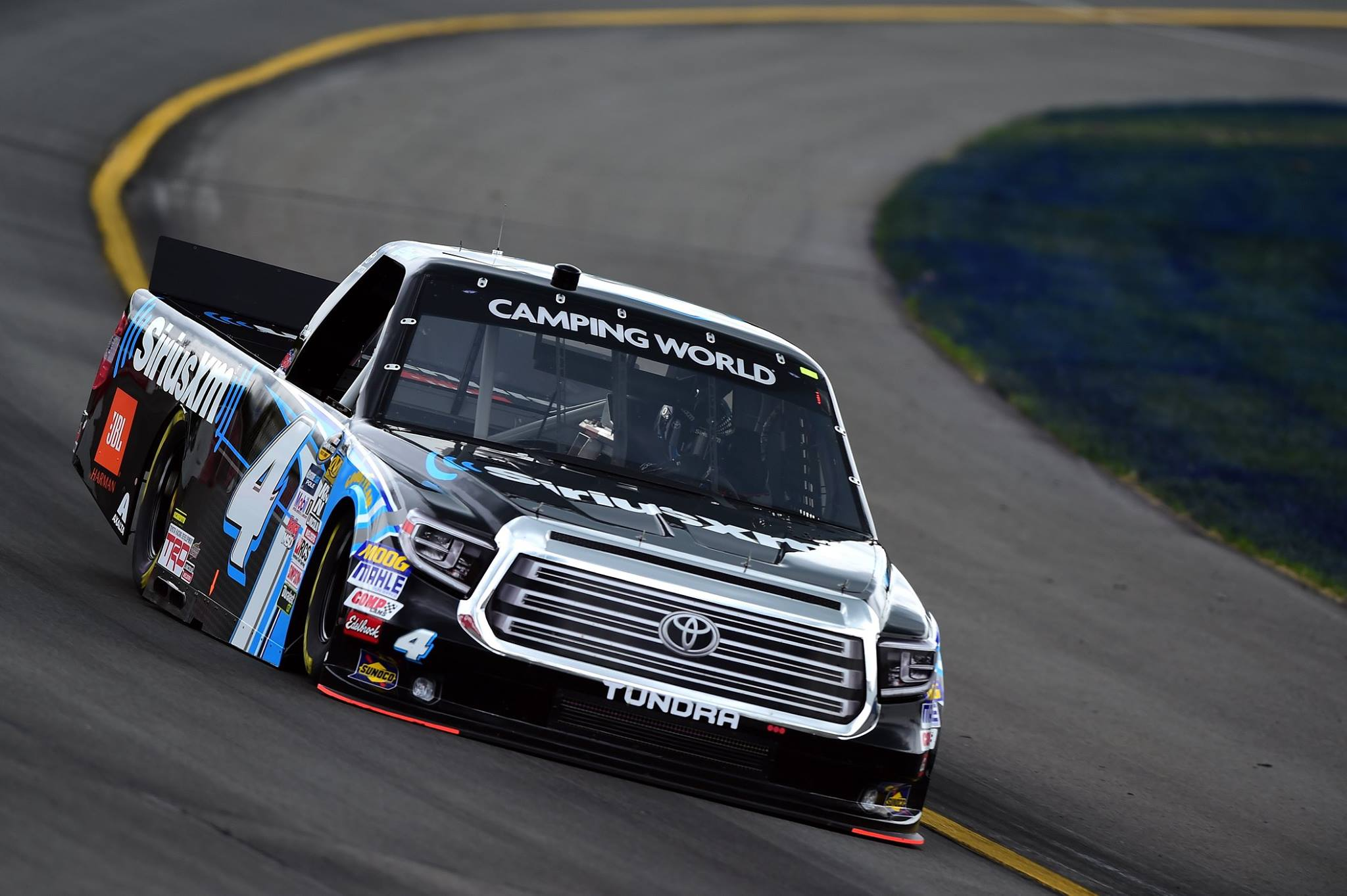 Christopher Bell - Pocono Raceway - NASCAR Camping World Truck Series