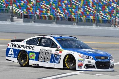 Dale Earnhardt Jr wants to remove NASCAR restrictor plates