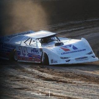 Darrell Lanigan Tri City Speedway Photos 7959