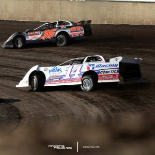 Darrell Lanigan White Dirt Late Model 7900