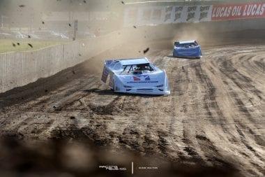 Darrell Lanigan iRacing Dirt Late Model 7891