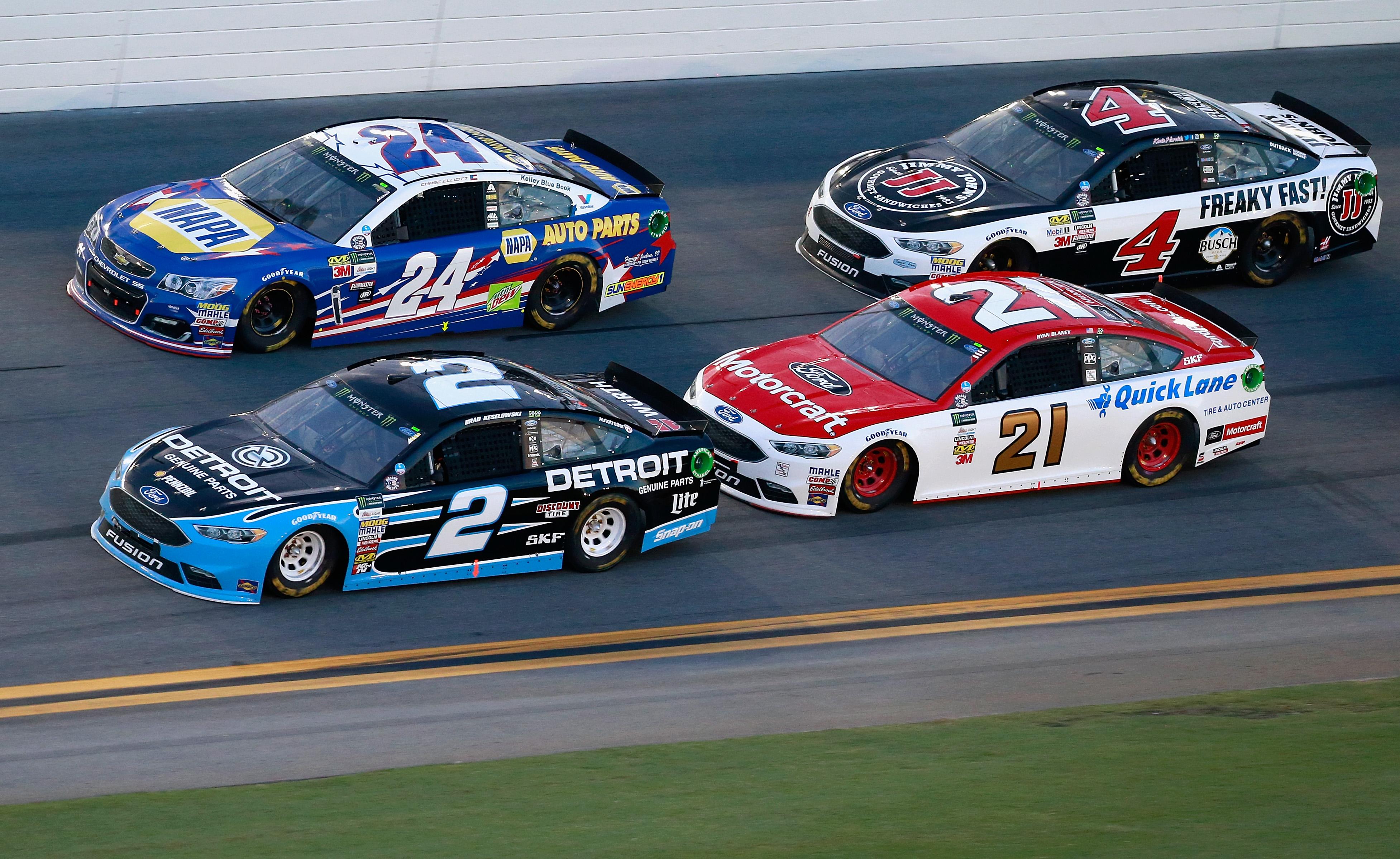 Daytona NASCAR - Fortune 500 Companies