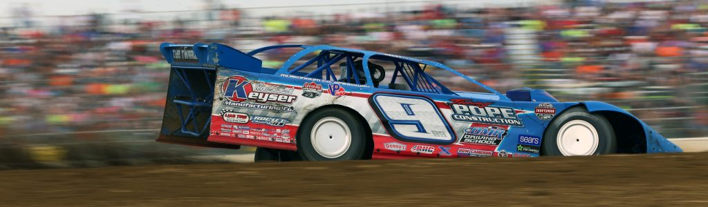 Billy Moyer partners with Tye Twarog Racing