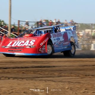 Earl Pearson Jr Brown County Speedway Photos 9314