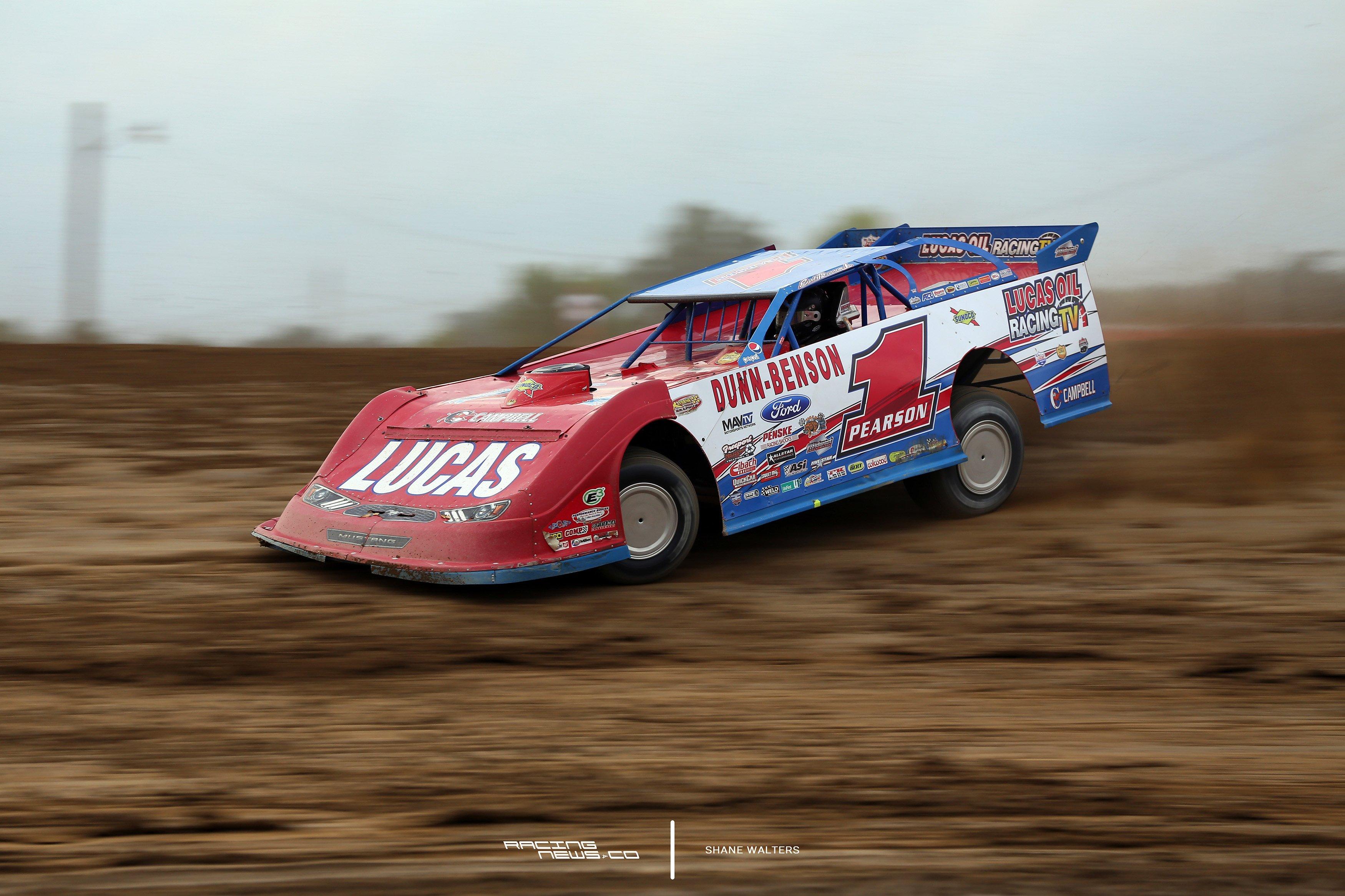 Earl Pearson Jr talks dirt late model tire rules - Racing News