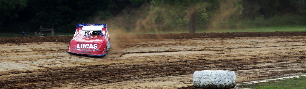 Earl Pearson Jr talks dirt late model tire rules