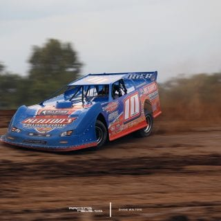 Eddie Carrier Jr 10 Dirt Late Model 5655