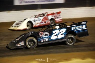 Gregg Satterlee Mansfield Dirt Track 4793
