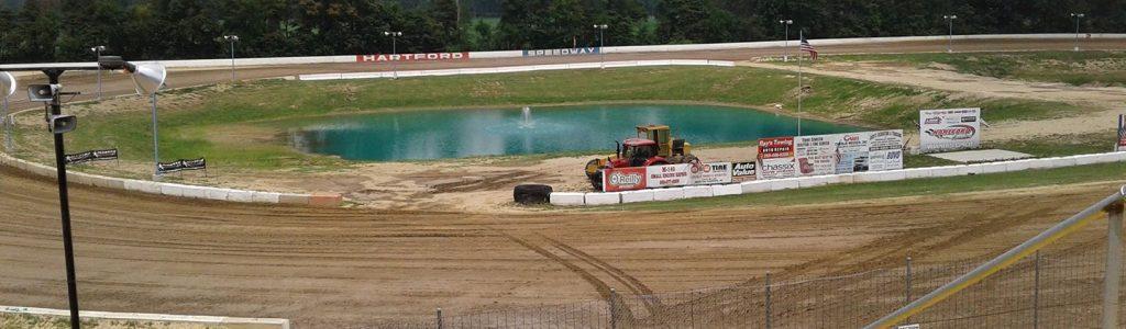 Hartford Speedway Results – July 11, 2017 – DIRTcar Summer Nationals