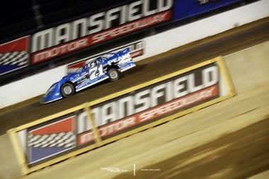 Hudson O'Neal Mansfield Speedway 4821