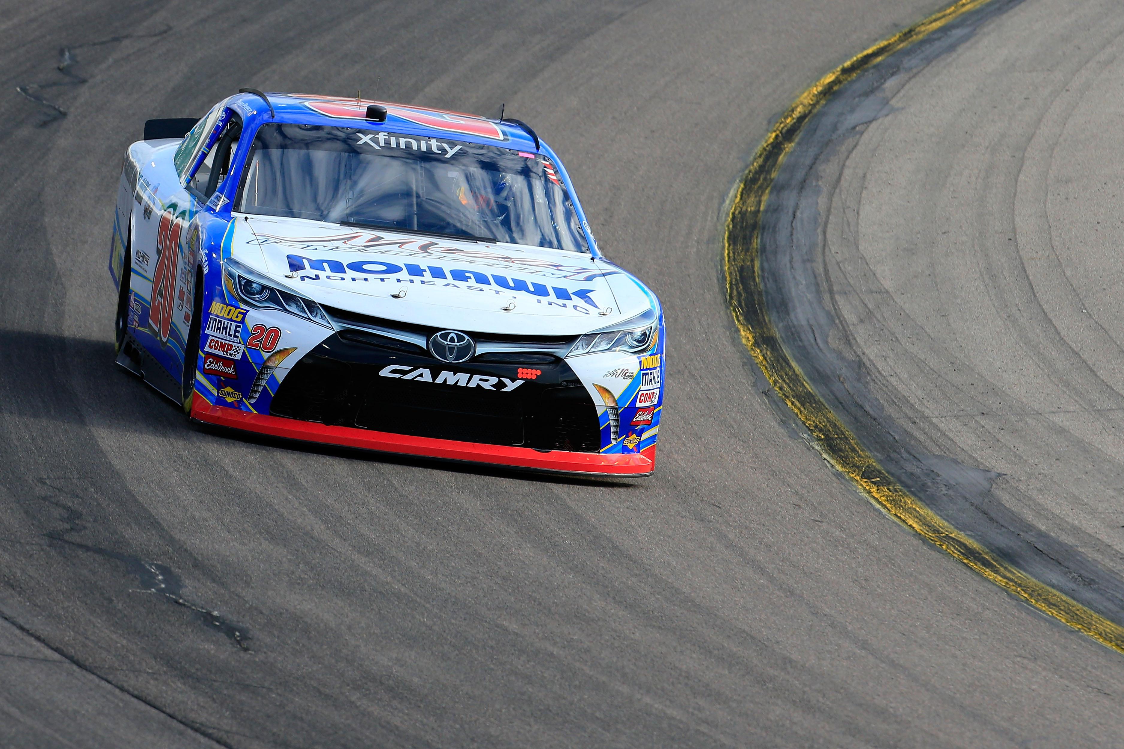 Iowa Speedway Results - NASCAR Xfinity Series - Justin Allgaier