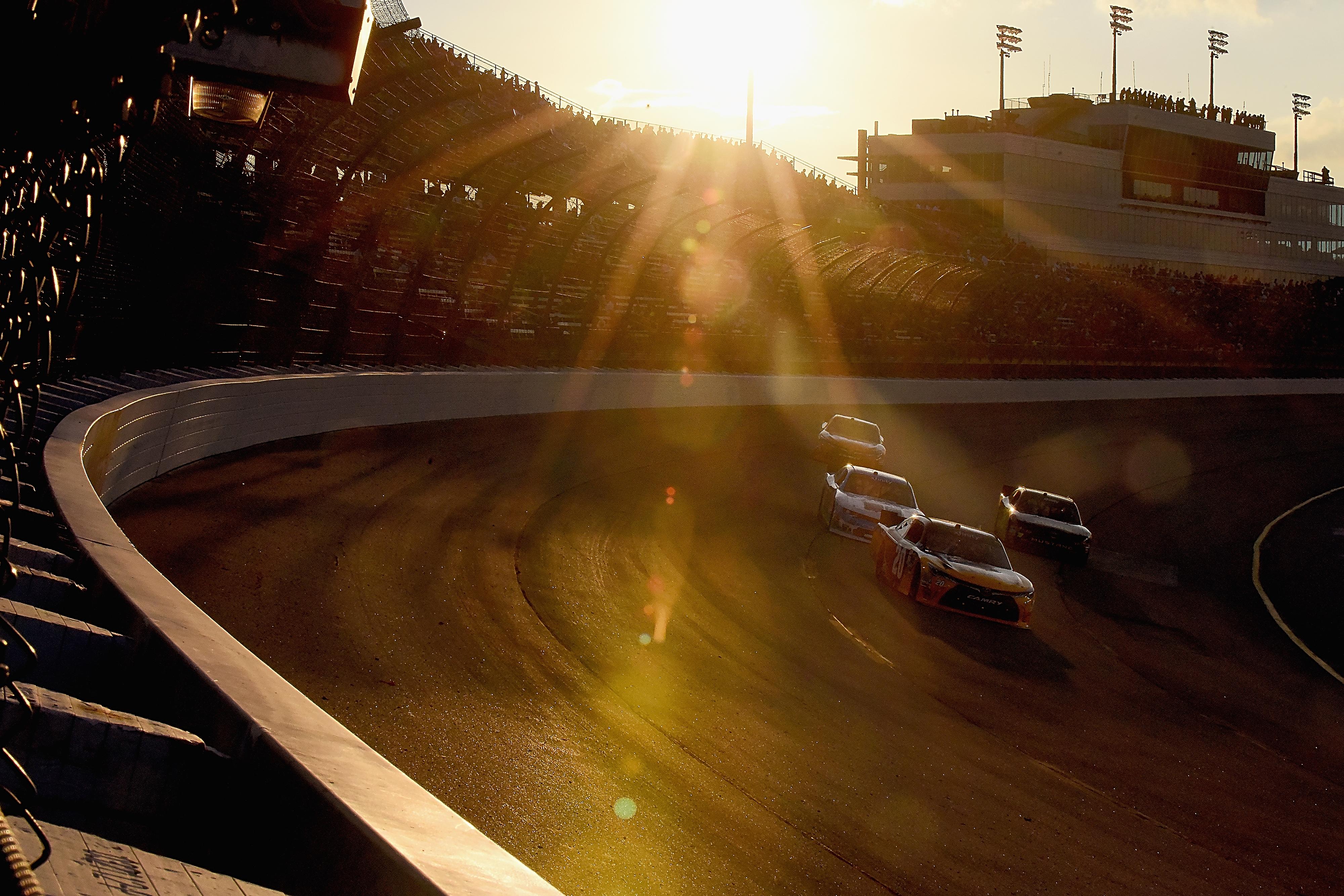 Iowa Speedway TV Schedule - NASCAR