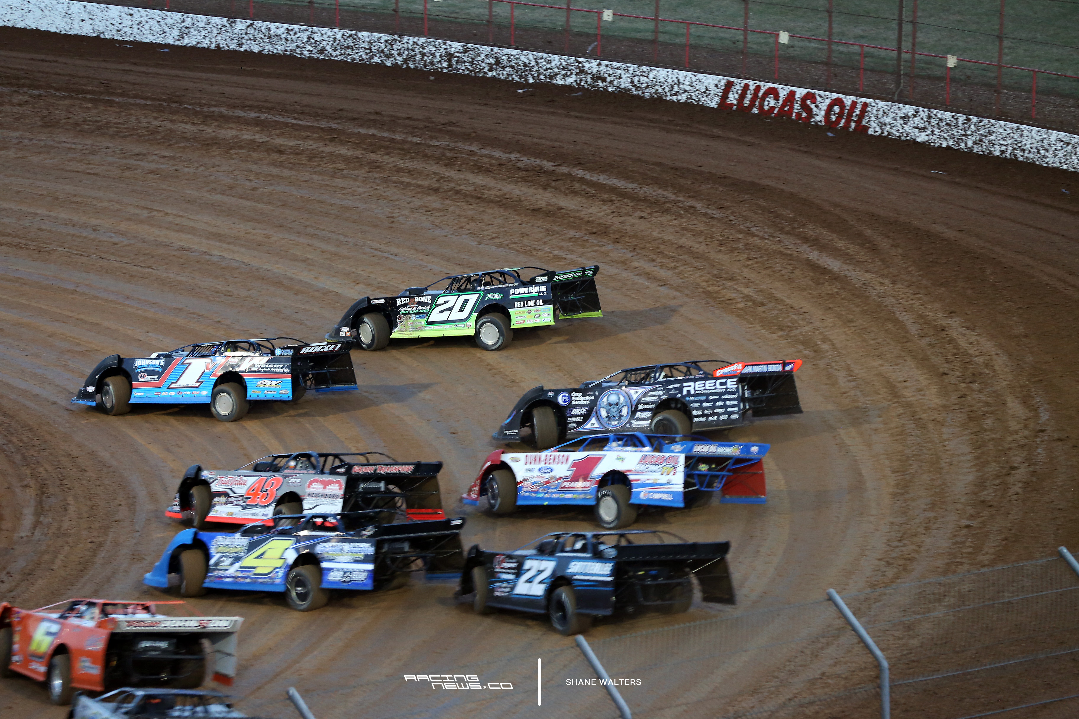Jimmy Owens Lucas Oil Speedway Diamond Nationals Results 8725
