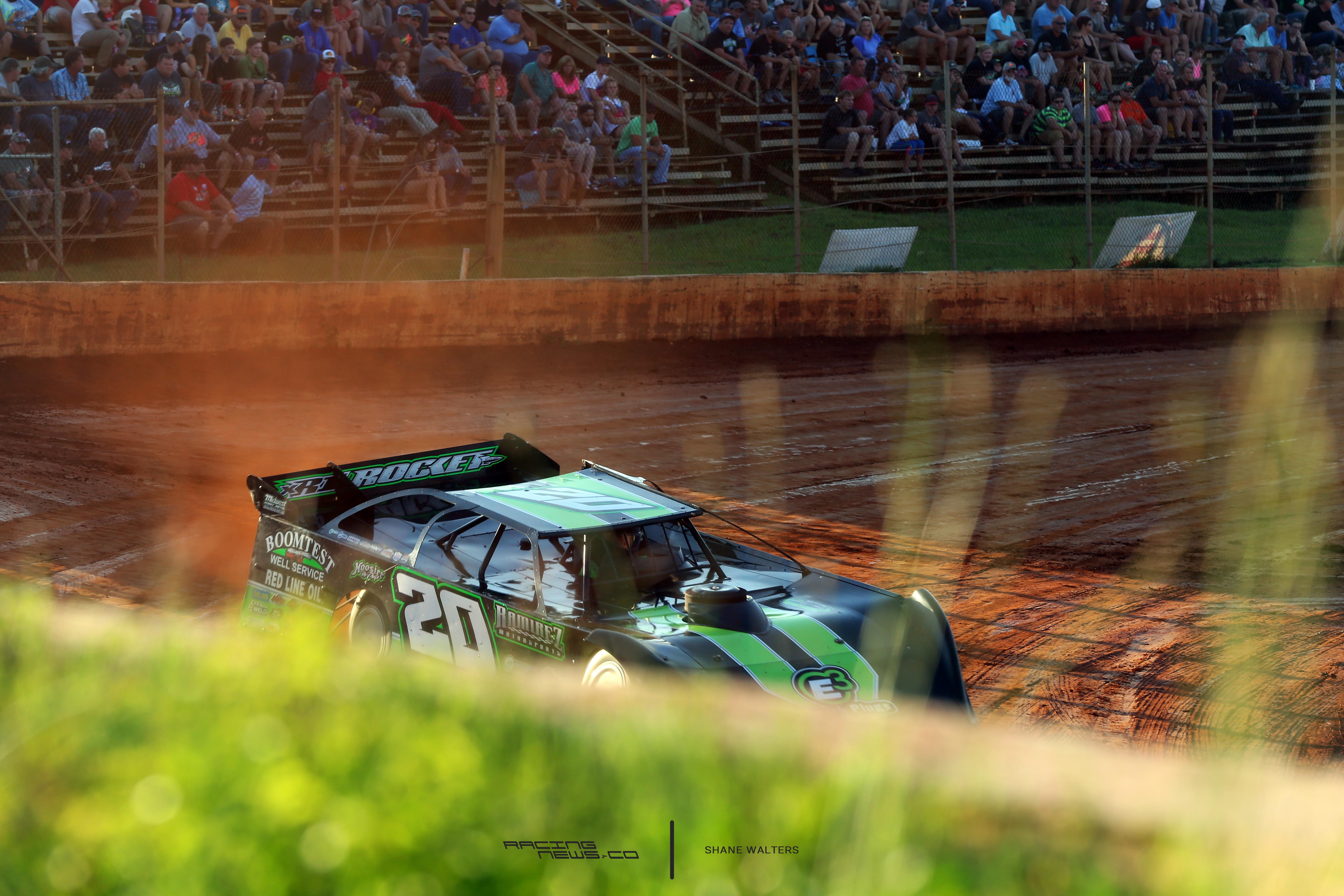 Jimmy Owens Smoky Mountain Speedway 7243