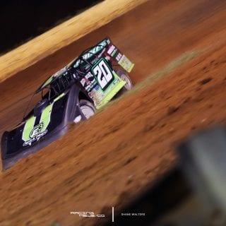 Jimmy Owens Smoky Mountain Speedway TN 7657