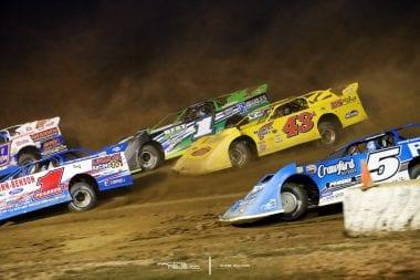 Josh Richards Lucas Oil Late Model Dirt Series Photos 5835