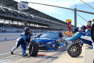Joe Gibbs Racing suspends Martin Truex Jr crew members