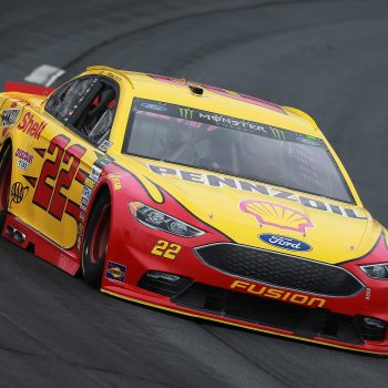 Joey Logano Truck Arm Part Confiscated by NASCAR