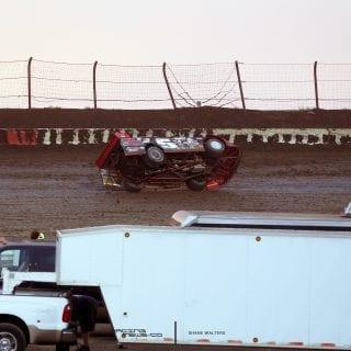 John Duty Flip I80 Speedway 0950