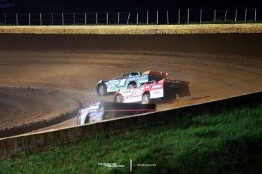 Josh Richards Brandon Overton Smoky Mountain Speedway Moonshine Classic 7507