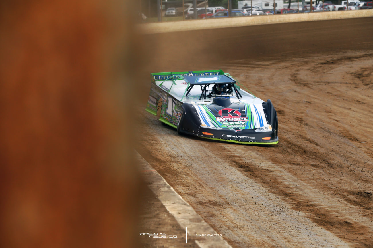 Josh Richards Lucas Oil Late Model Dirt Series Photos
