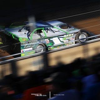 Josh Richards Mansfield Motor Speedway 4138