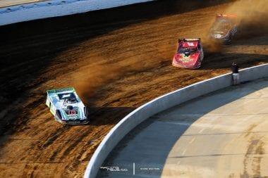 Josh Richards Mansfield Motor Speedway 4355