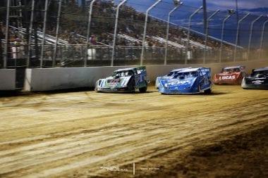 Josh Richards Mansfield Motor Speedway Dirt Late Model Racing 4680