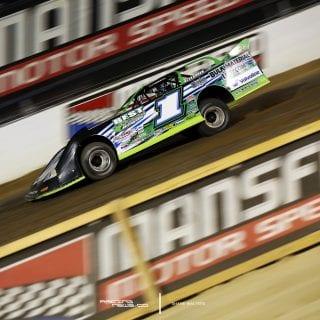 Josh Richards Mansfield Motor Speedway Photos 4816